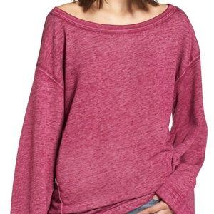 Treasure & Bond Bell Sleeve Sweatshirt